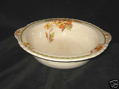 MYOTT - SALLY BROWN - COVERED VEGETABLE BOWL - NO LID