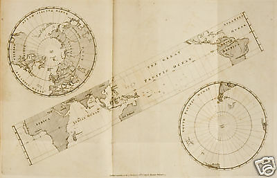 1770 Voyages of The South Pacific - Alexander Dalrymple