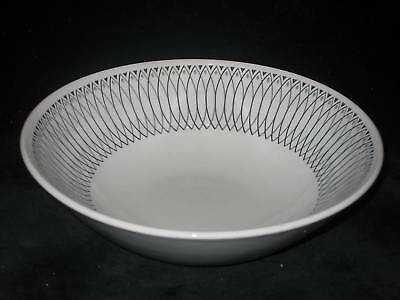 J & G MEAKIN - SCRAFFITO - CEREAL BOWL