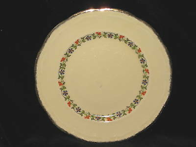 ALFRED MEAKIN - PAISLEY - BREAD AND BUTTER PLATE crazing - 43C