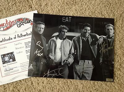 HAPPY DAYS In-Person Signed 13X10 Cast Photo - SuperStars Gallery SSG COA  PROOF
