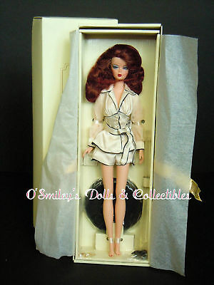 SUITE RETREAT Silkstone REDHEAD Barbie BFMC GOLD ~NRFB
