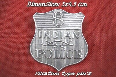 Insigne Indian Police USA