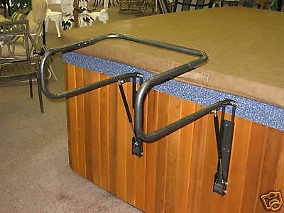 SHOCK JOCK Hot Tub Spa Gas Cover Lifter Valet Caddy EZ Lid Ultra Lift - WARRANTY