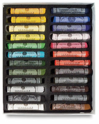 Sennelier Soft Pastel Set - 24 Assorted
