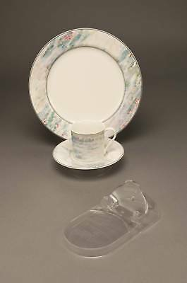 1 New Plate, Cup &Saucer Stand for china & dinnerware