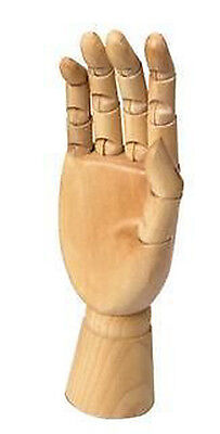 "Jakar Manikin - Wooden Hand - 8"" ( Child )"