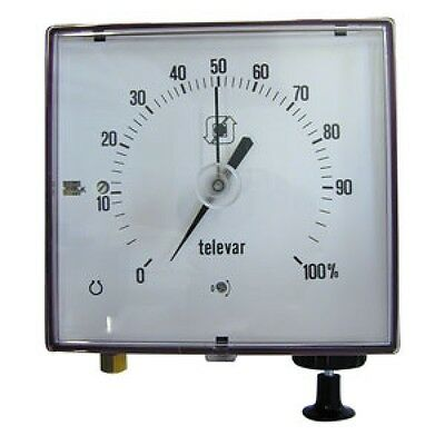 Remote tank contents/level gauge -Cylindrical tank 5m