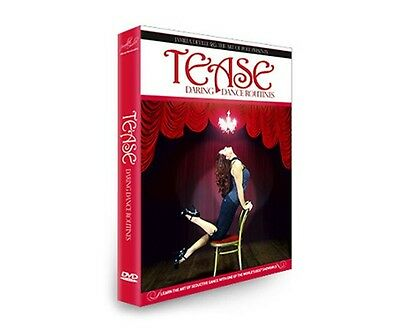 Jamila Deville's Daring Dance/Routines/TEASE DVD X-Pole