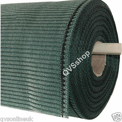 3M X 50M BLACK GARDEN NETTING Crop//Plant//Seed//Allotment//windbreak//insect net
