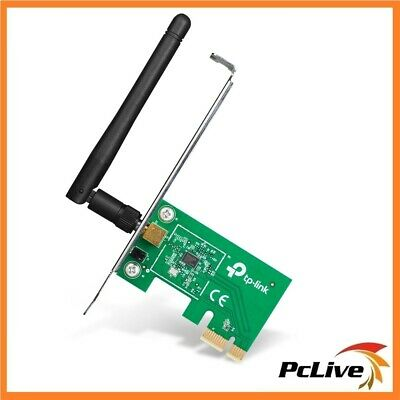 NEW TP-Link TL-WN781ND 150Mbps Wireless N PCI-Express Card with Antenna WPS