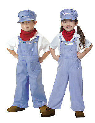 Amtrak Train Engineer Conductor Toddler Costume  sc 1 st  PicClick & BRAND NEW ALL Aboard Train Conductor Toddler Costume - $27.19 | PicClick