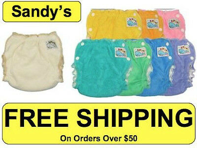 Motherease Sandy's Cloth Diapers NEW from Mother Ease