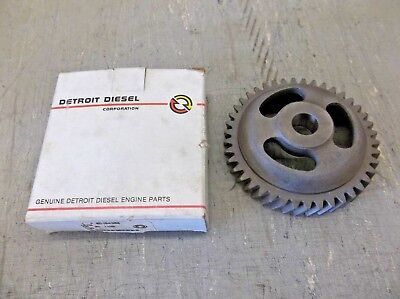 Detroit Diesel 6v92 Water Pump Gear #5104300