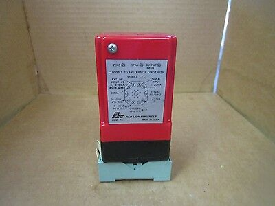RED LION CONTROLS CURRENT FREQUENCY CONVERTER CFC10000