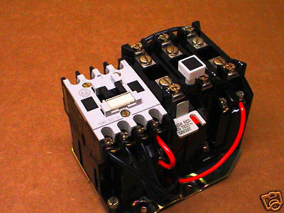 Allen Bradley 509-TOD Full Voltage Starter