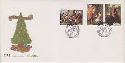 Ireland -1985-Christmas- First  Day Cover