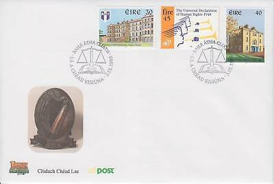 Ireland -1998-Anniversaries- First  Day Cover