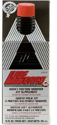 Lubegard Black Bottle HFM-ATF Supplement for Jeep Toyota AW4 A340E A341E AW-4