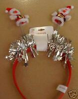 200Santa Xmas Headbands $0.75/pc With Shipping Included