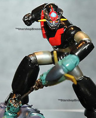Mazinger Z Super Modeling Tamashii Impact Collection