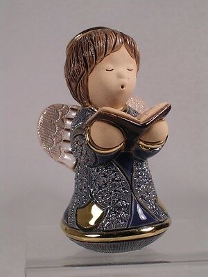 Rinconada De Rosa Collection Singing 'Blue Angel' - NEW #A02B New In Box