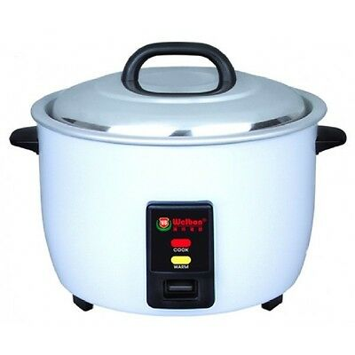 Welbon 100 Cups Cooked Electric Rice Cooker WRC-1099W, Local Pickup Only