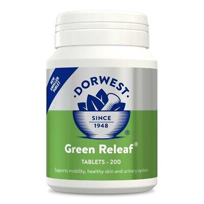 Dorwest Herbs Mixed Vegetable 200 Tablets Dog Cat supplement