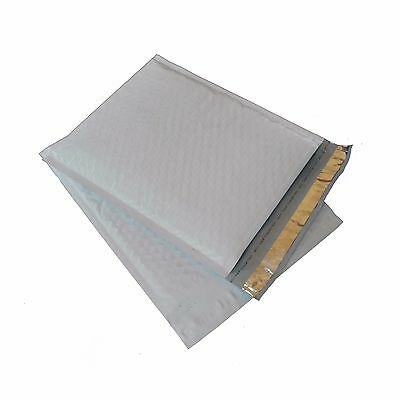 "400 #2 - 8.5""x 12"" POLY PLASTIC BUBBLE PADDED MAILERS ENVELOPES BAGS 100 .4"