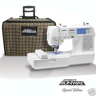 Brother Lb-6800 Prw Lb6800Prw Embroidery Sewing Machine
