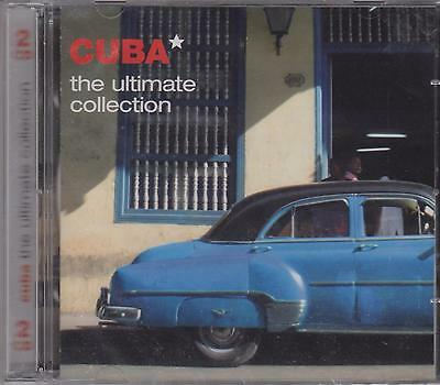 CUBA - THE ULTIMATE COLLECTION - VARIOUS on 2 CD's