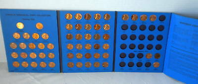 Lincoln Memorial Cents 1958 -1984 Reverse Wheat Pennies