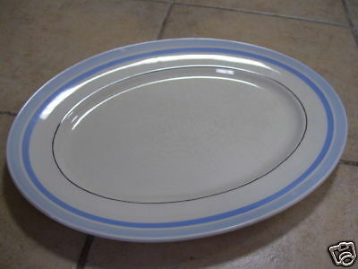 Stunning MYOTT, SON & CO Hand Painted SERVING PLATE *
