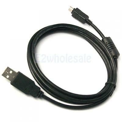 USB Cable Lead For Olympus Stylus 720sw 770sw 790sw 810