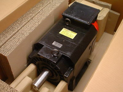 FANUC Model 12S/6000 AC Spindle Motor