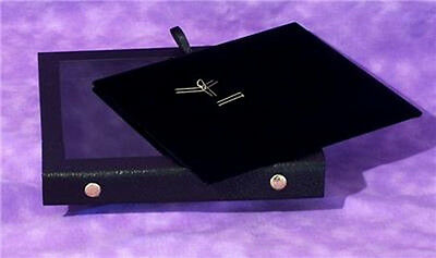 Attached Top Display Kit With Velvet Pad And Pins