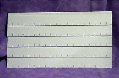 """EARRING PAD 14-1/2"""" x 7-1/8"""" WITH FLAPS WHITE"""