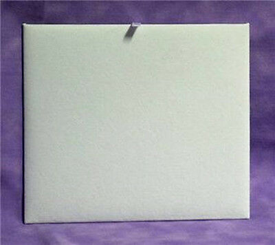 Lot Of 6 White Flat Pad For Half Trays