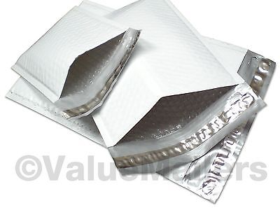 500 #0 AJVM POLY 6x10 Quality USA Bubble Mailers Envelopes Bags Fast Shipping