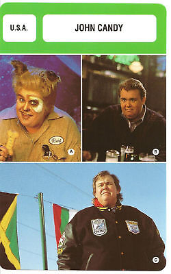 Fiche Cinema - John Candy