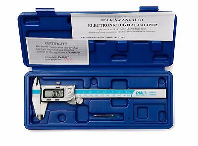 DML 150mm 6 Inch IP54 Water Resistant Digital Vernier Caliper 12 Months Warranty