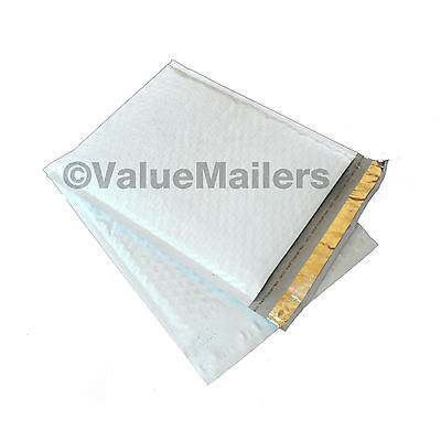 300 Poly Bubble Mailers 200 #1, 100 #2  7.25x12 (8.5)