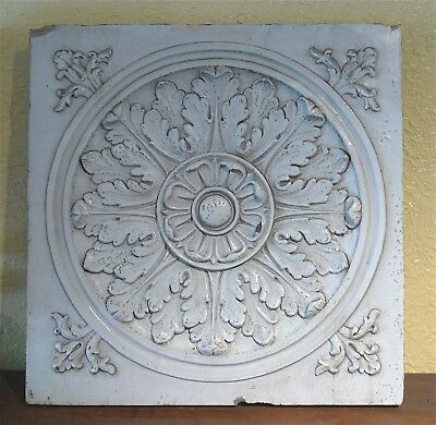 Gladding McBean California Large Architectural Medallion Tile