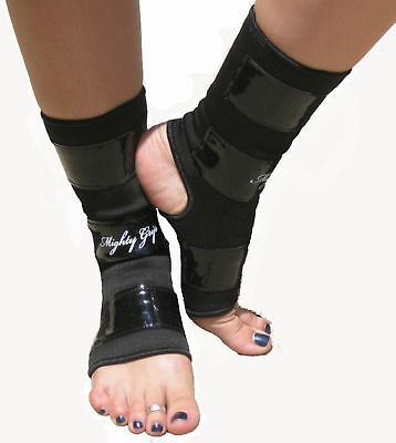 Mighty Grip Ankle Protectors for Pole Dancing Fitness Sports Ariel Lyra Hoop