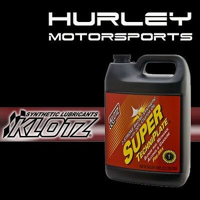 Klotz 2-Stroke Super Techniplate Racing Synthetic KL-103 Pint