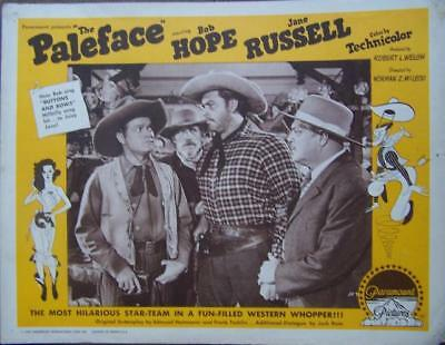 BOB HOPE,The Paleface,lc301