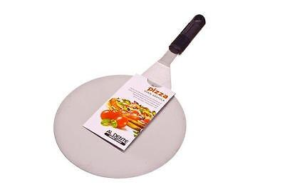 Pizza Lifter Stainless Steel BBQ Stone Oven Spatula Paddle Peel