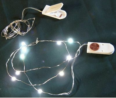 LED Ultra Thin Wire Battery 102 Set-10 Fairy-Underwater
