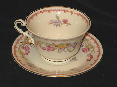 SYRACUSE - Bombay - CUP & SAUCER SET