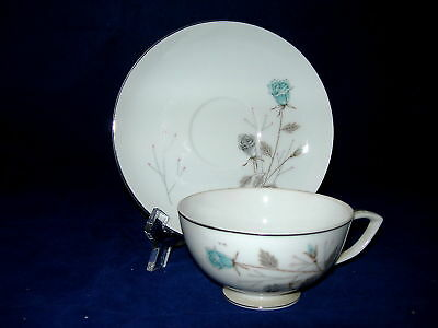 Irene Fine China of Japan Footed Cup and & Saucer/s